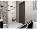 3D модель Ванная