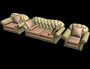 3D модель  Венеция 321