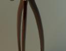 3D модель  вешалка, этника Африка