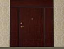 3D модель  Входная дверь