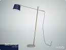 3D модель  Woody BoConcept