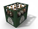 3D модель  Ящик пива