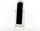 3D модель  зеркало напольное Романс