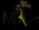 3D модель  жук из звездного десанта