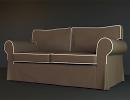 3D модель Диван IKEA Ektorp