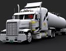 3D модель Peterbilt 379