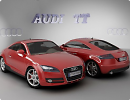 3D модель Audi TT
