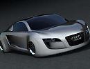3D модель Audi RSQ