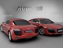 3D модель Audi R8