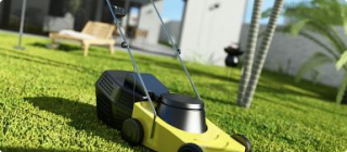 3d модели садовой техники