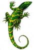 black-lizard 3d аватар